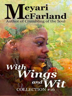 cover image of With Wing and Wit